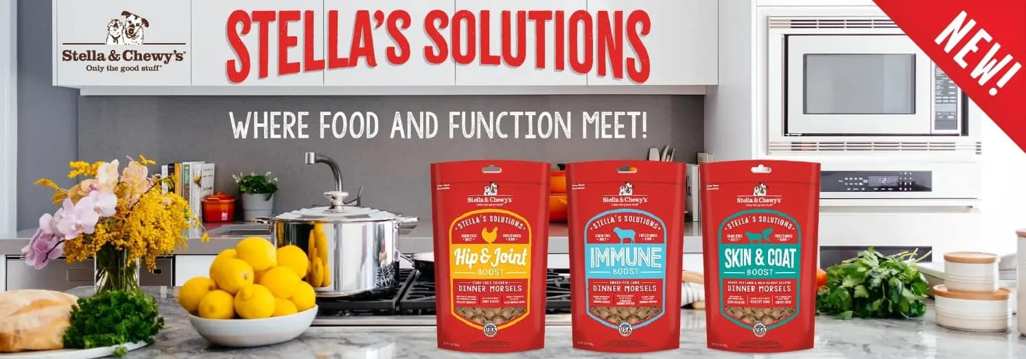 stella and chewy's dog food review