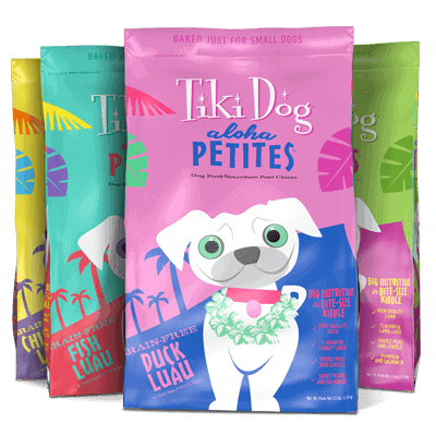 tiki dog food review