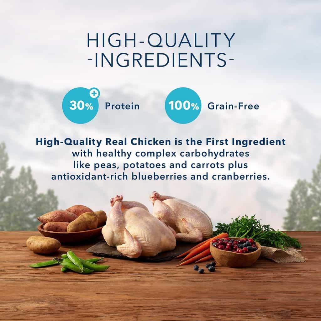 7 Healthiest & Best High Fiber Dog Foods in 2021 15