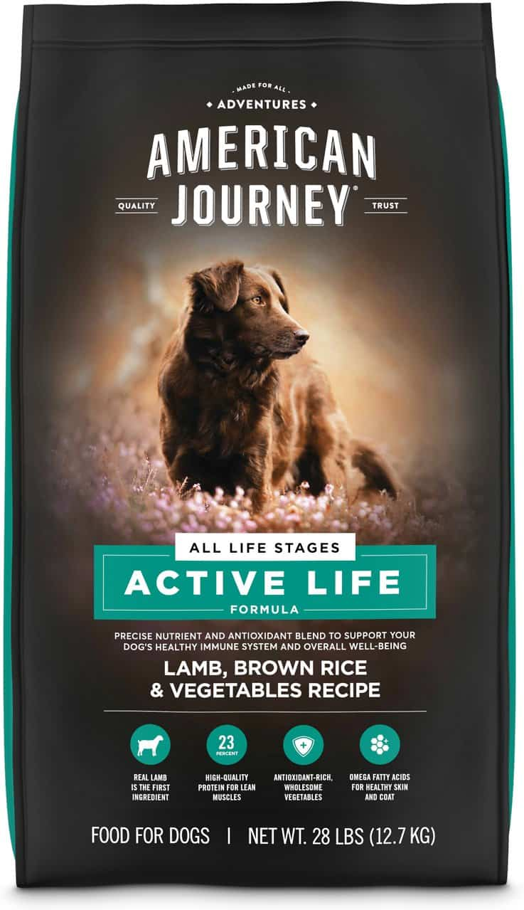 10 Best (Healthiest) Dog Foods that Contain Lamb and Rice 19