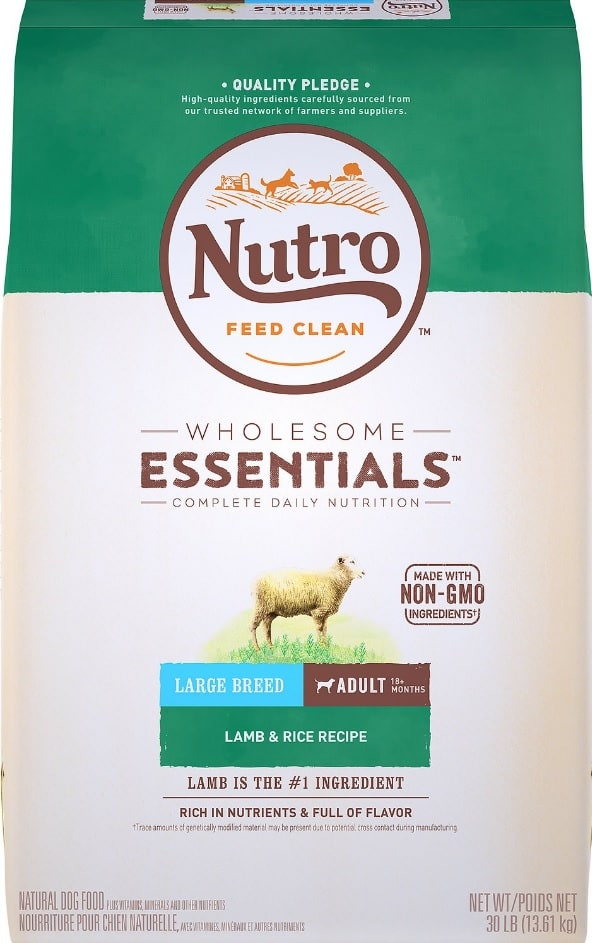 10 Best (Healthiest) Dog Foods that Contain Lamb and Rice 3