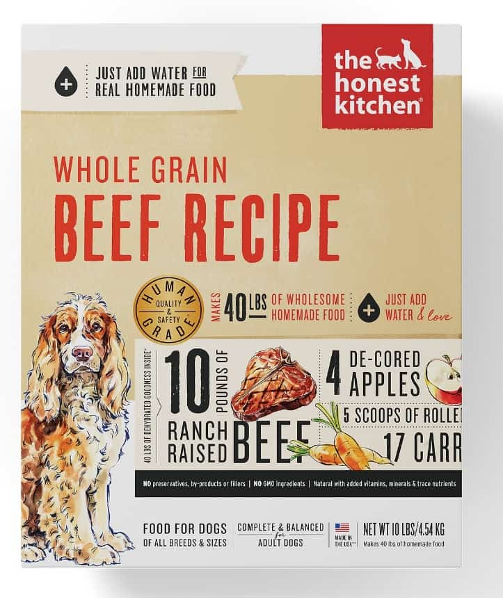 Honest Kitchen Dog Food 2021 Review: Dog Food Made Real 15