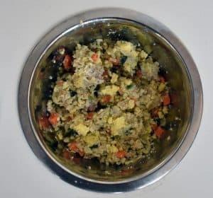 Turkey Fare Recipe