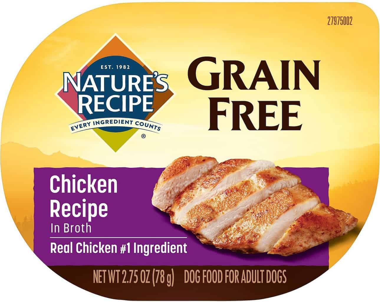 Nature's Recipe Dog Food Review, Recalls & Coupons [year] 10