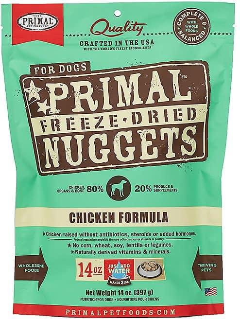 Primal Dog Food Reviews, Recalls & Coupons [year] 11