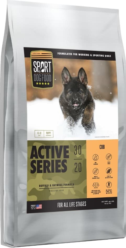 10 Best (Healthiest) Dog Foods for Active Dogs in 2020 20