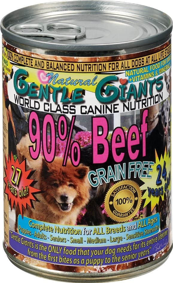 Gentle Giant Dog Food: 2020 Reviews, Recalls & Coupons 8
