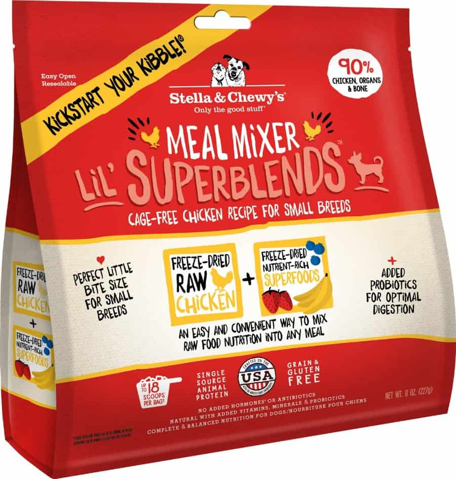 Stella and Chewy's Dog Food: [year] Reviews, Recalls & Coupons 14