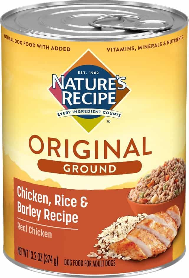 Nature's Recipe Dog Food: 2021 Review, Recalls & Coupons 12