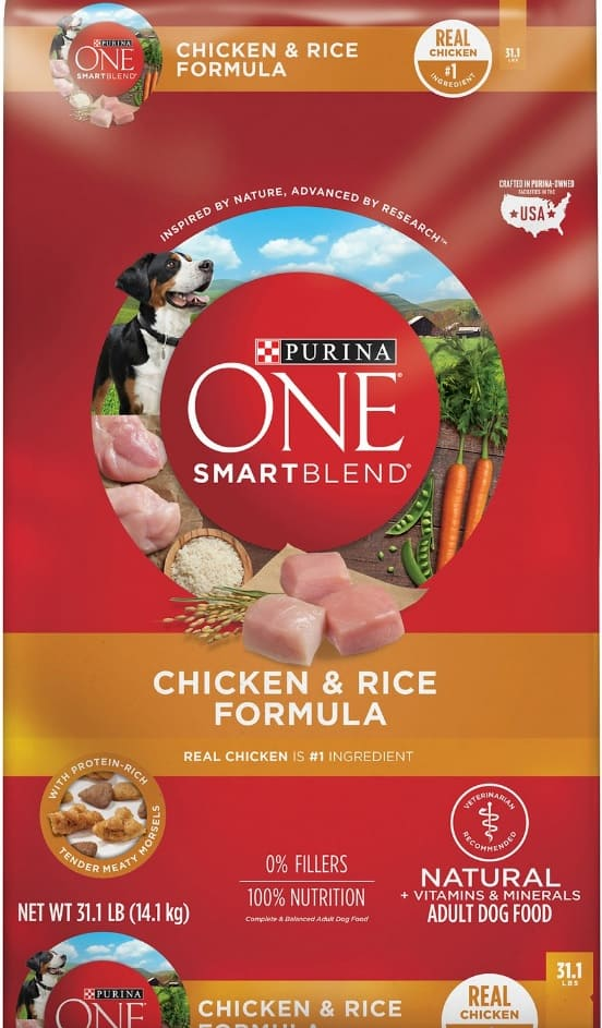 10 Best (Healthiest) Dog Foods that Contain Chicken and Rice 22