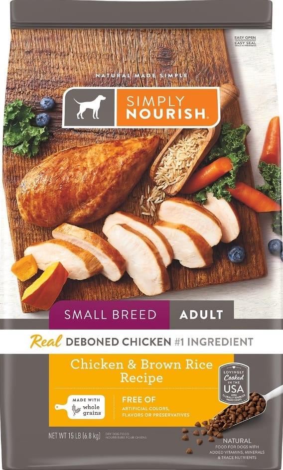 Simply Nourish Dog Food: [year] Reviews, Recalls & Coupons 7