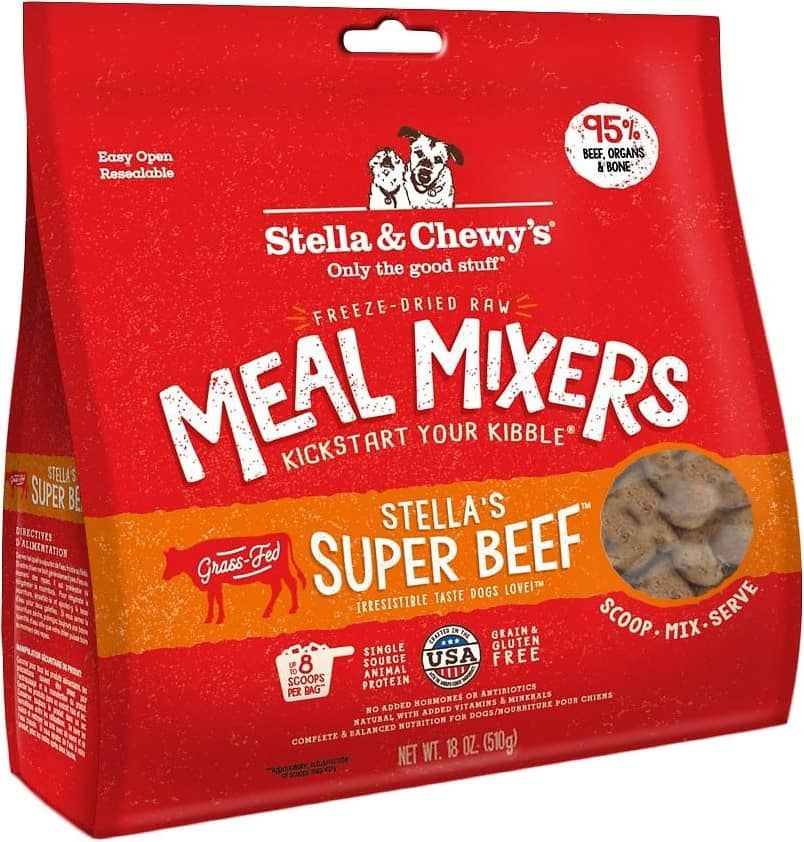 Stella and Chewy's Dog Food: [year] Reviews, Recalls & Coupons 10