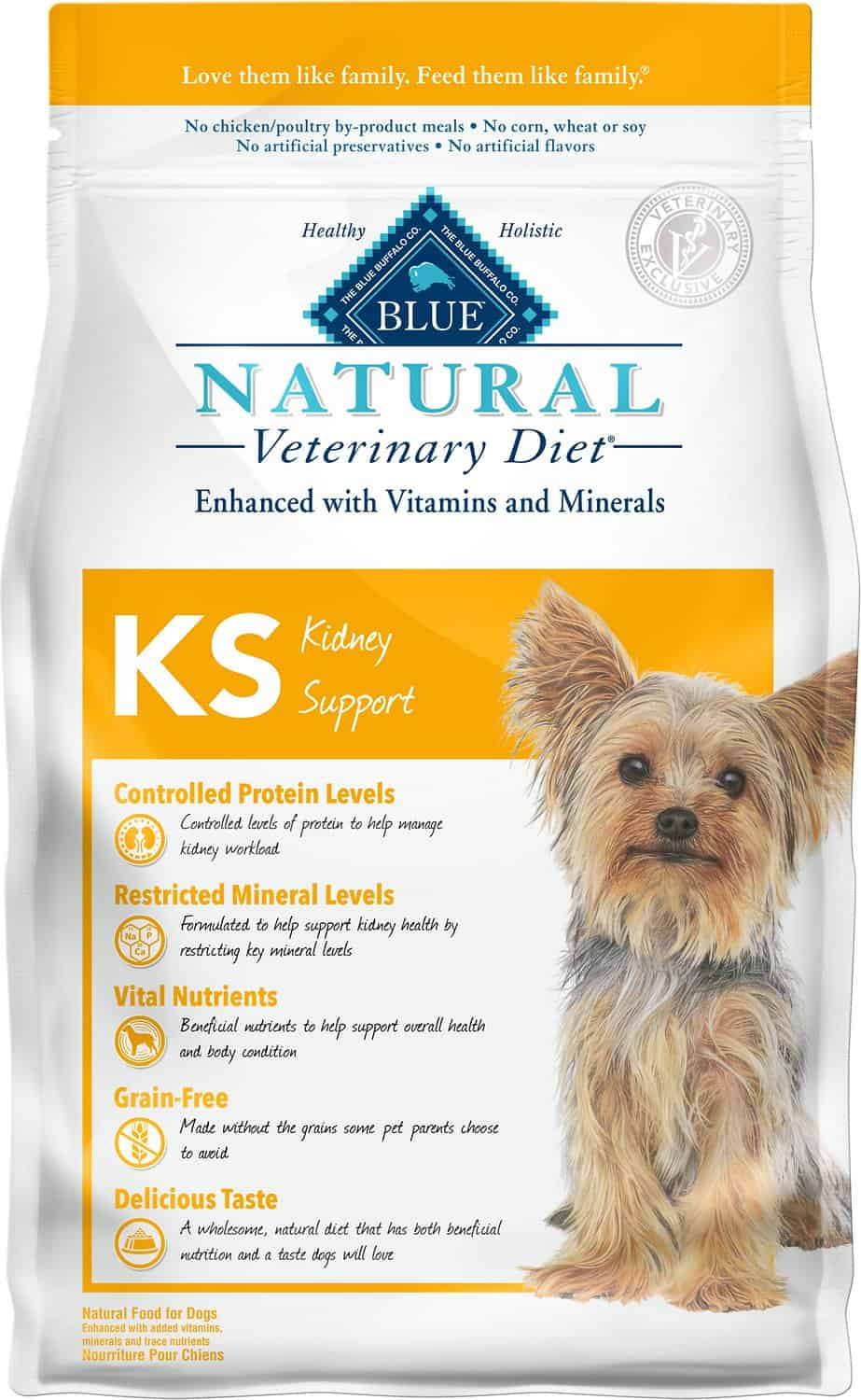 Recommendations for the Best Low Phosphorus Dog Food 5