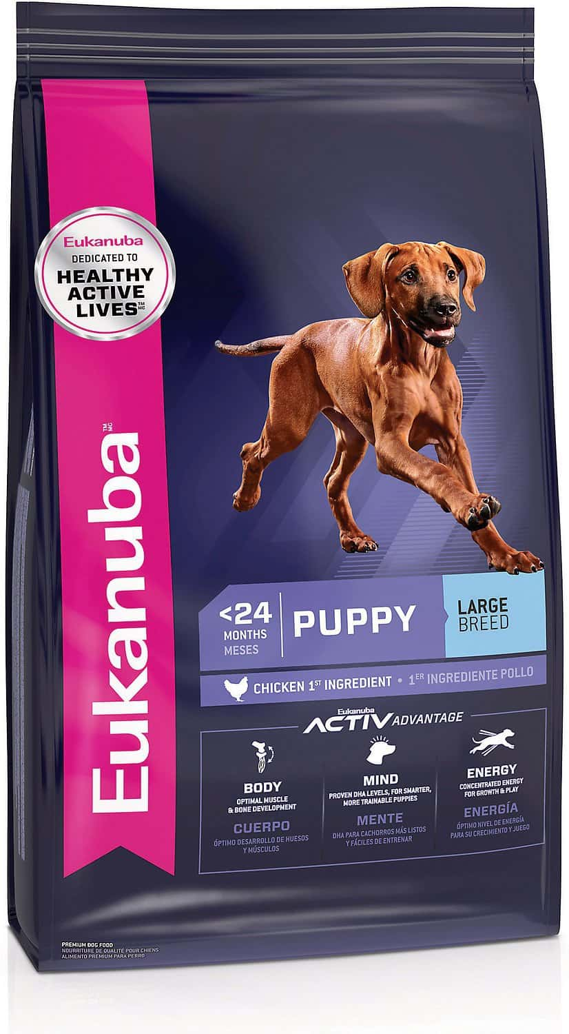 Top 10 Best Healthy Brands to Feed a Large Breed Dog 26