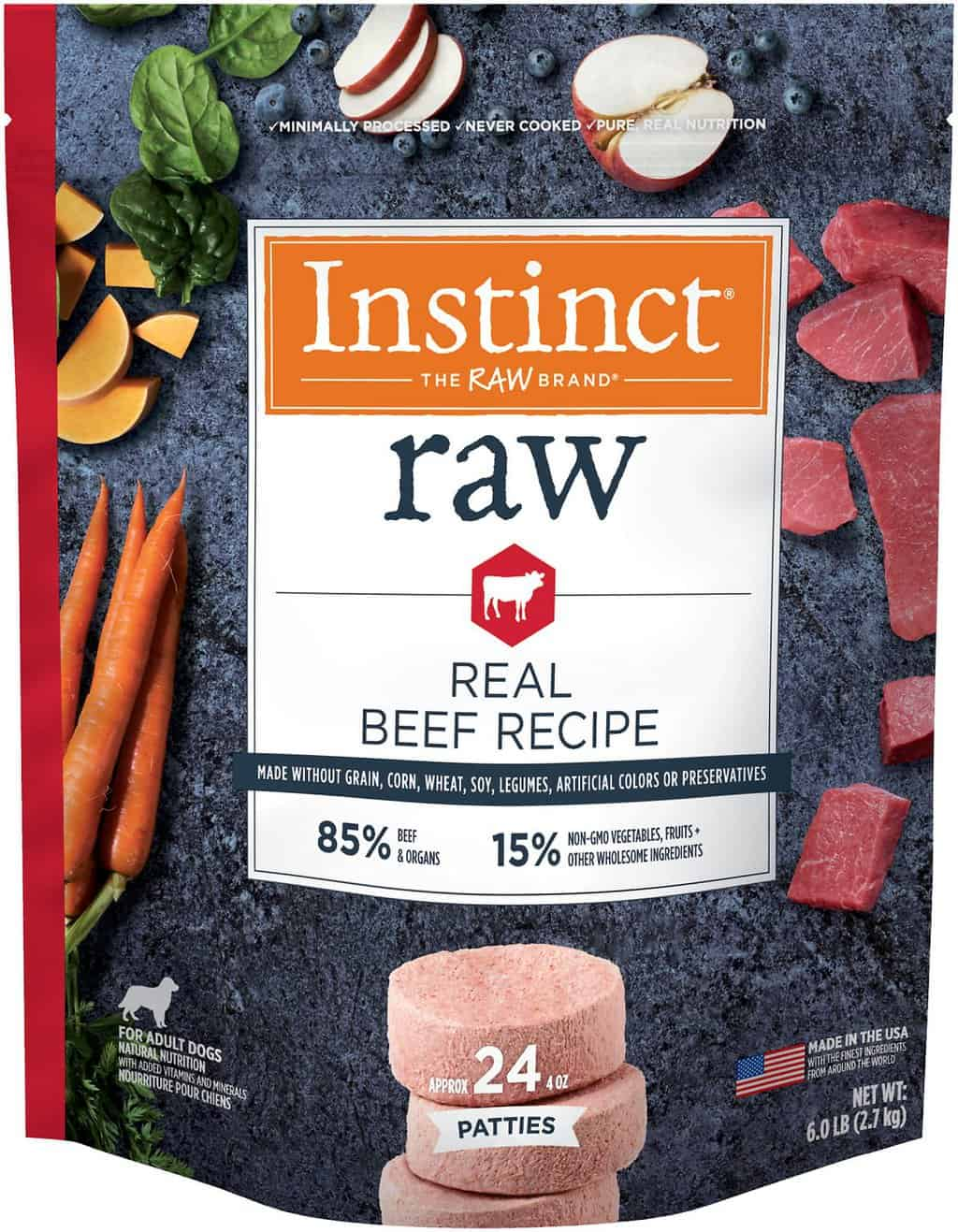 Instinct Dog Food Reviews [year]: Best Raw Food Diet for Pooches? 13