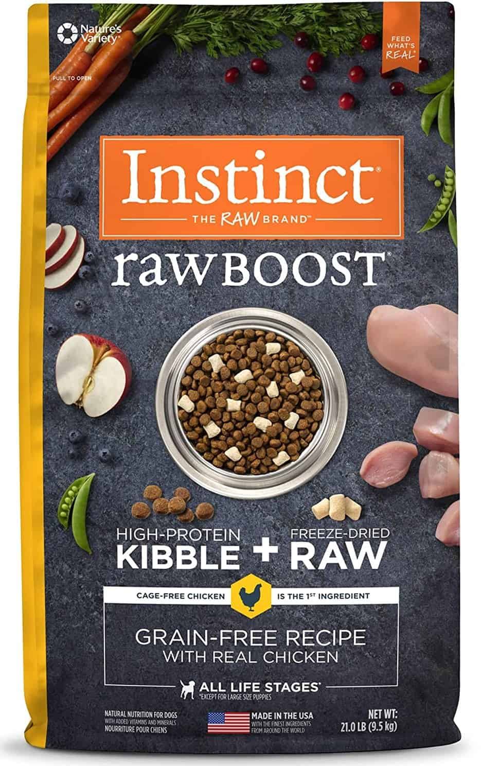 Instinct Dog Food Review [year]: Best Raw Food Diet for Pooches? 11