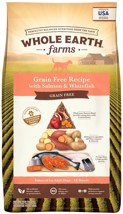 Whole Earth Farms Dog Food Reviews, Recalls & Coupons [year] 11