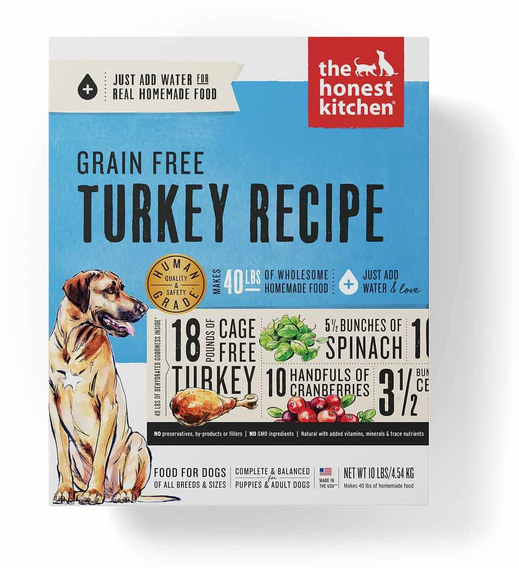 Honest Kitchen Dog Food 2021 Review: Dog Food Made Real 11
