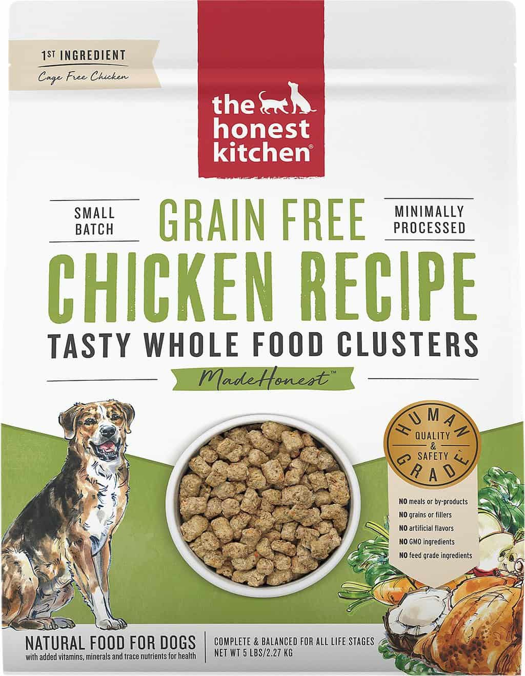 Honest Kitchen Dog Food 2021 Review: Dog Food Made Real 13