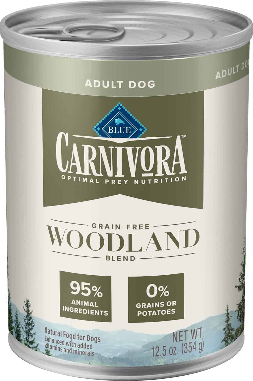 Blue Buffalo Carnivora Review 2021: The Pea & Potato Free Dog Food Line 21