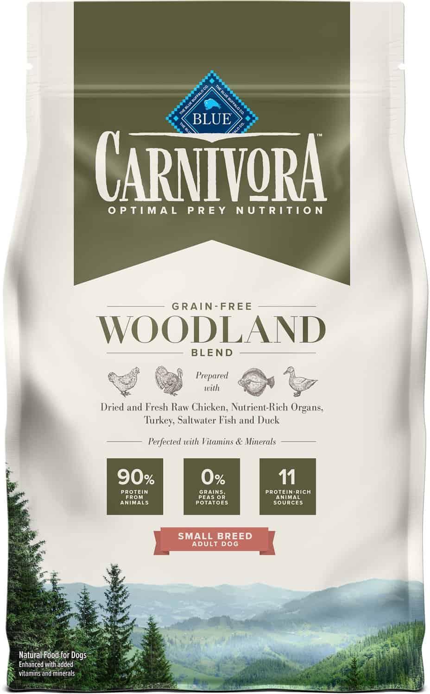 Blue Buffalo Carnivora Review 2021: The Pea & Potato Free Dog Food Line 12