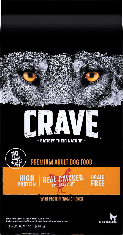 Crave Dog Food Review 2021: Best Canine Ancestral Diet? 10