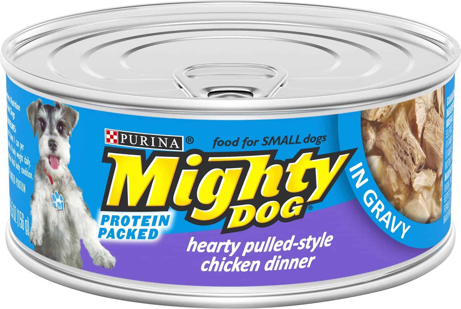 Mighty Dog Dog Food Review 2021: The Mightiest Food for Small Dogs? 3