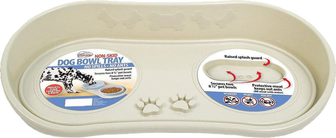 8 Best Dog Food and Water Bowl Mats in 2021 21