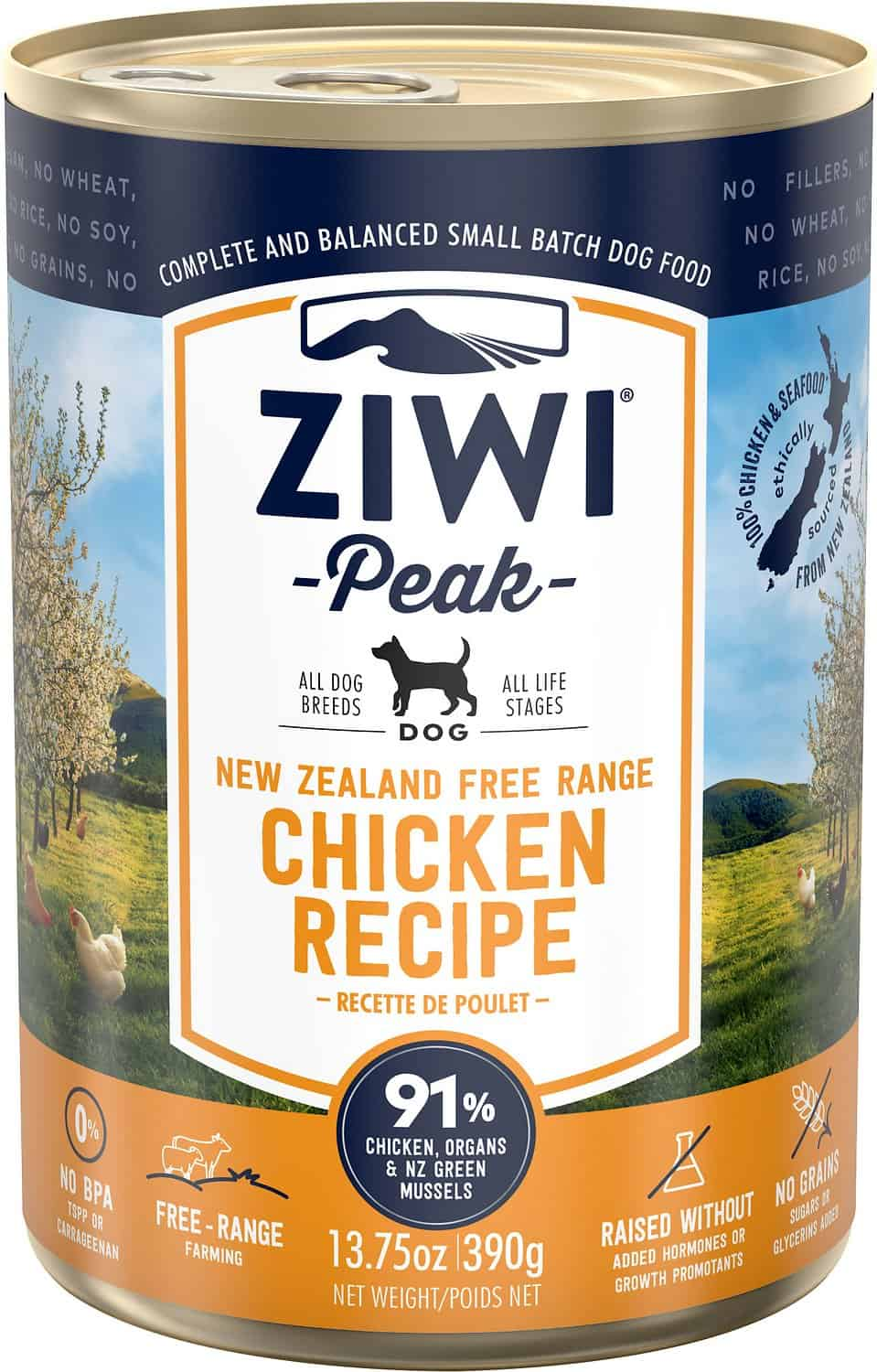 ZiwiPeak Dog Food Review 2020: Taste of Life in New Zealand 22