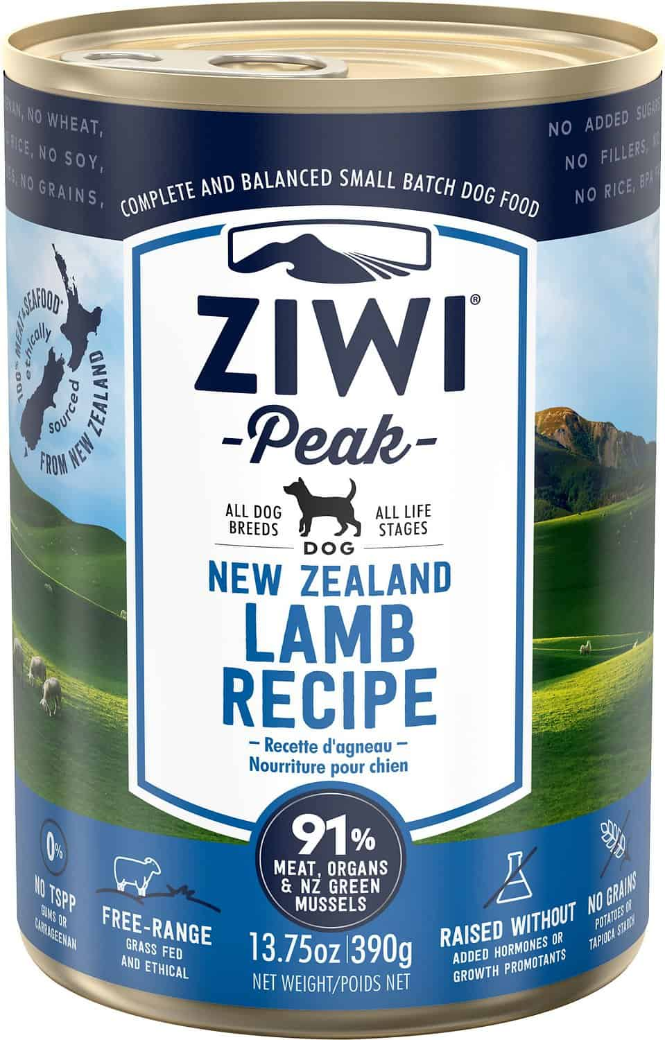 ZiwiPeak Dog Food Review 2020: Taste of Life in New Zealand 20
