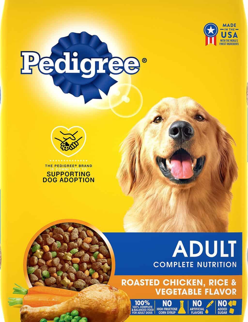 Pedigree Dog Food: [year] Reviews, Recalls & Coupons 11