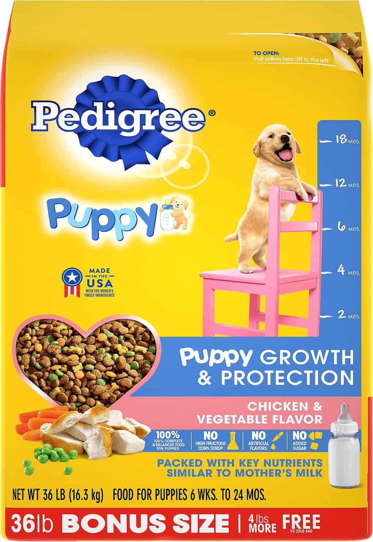 Pedigree Dog Food: 2020 Reviews, Recalls & Coupons 15