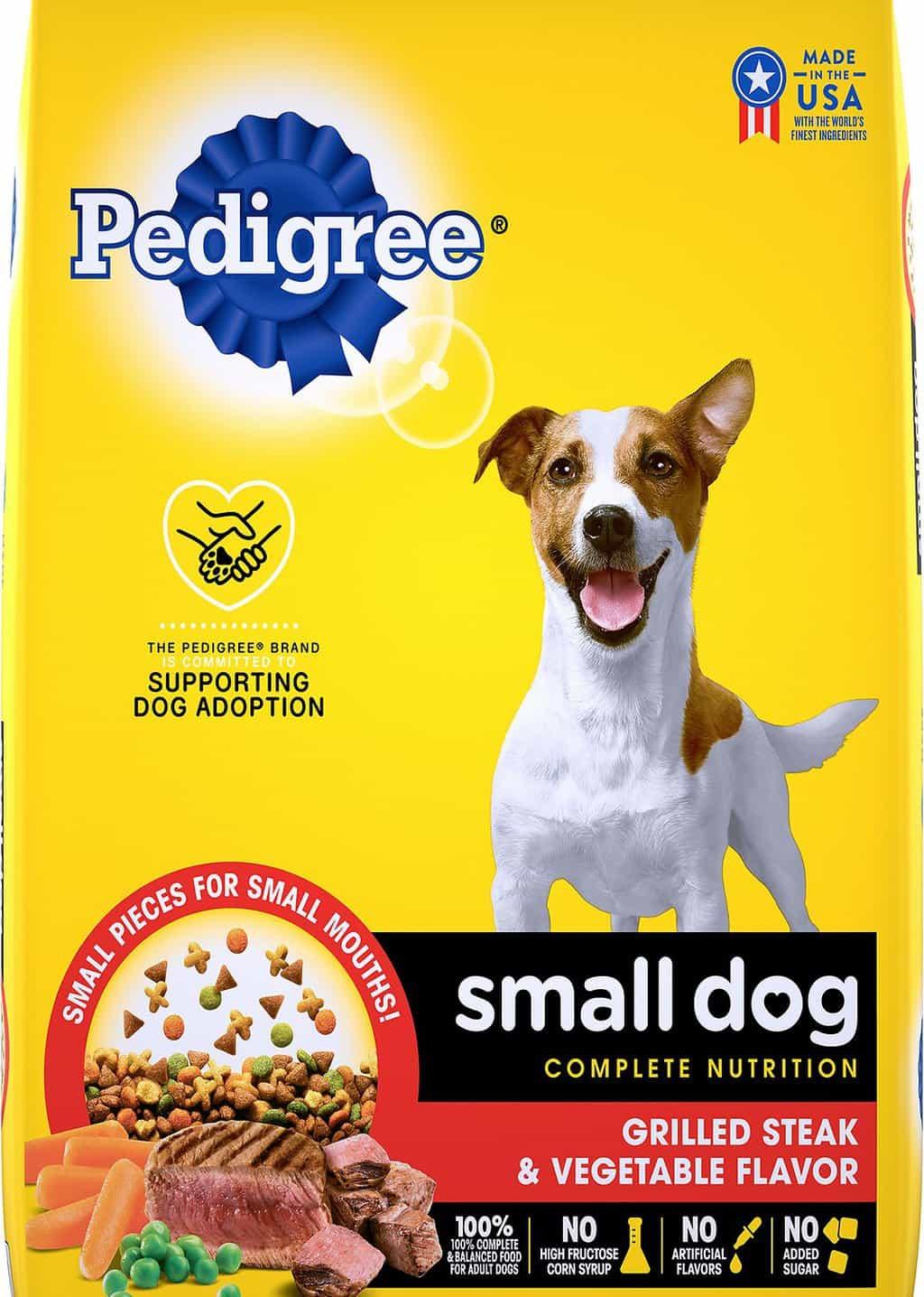Pedigree Dog Food: [year] Reviews, Recalls & Coupons 13
