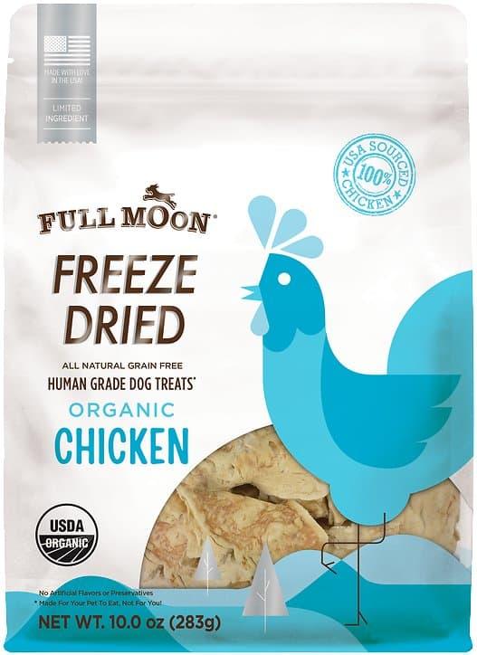 Full Moon Dog Treats Review [year]: Best Human-Grade Treats? 13