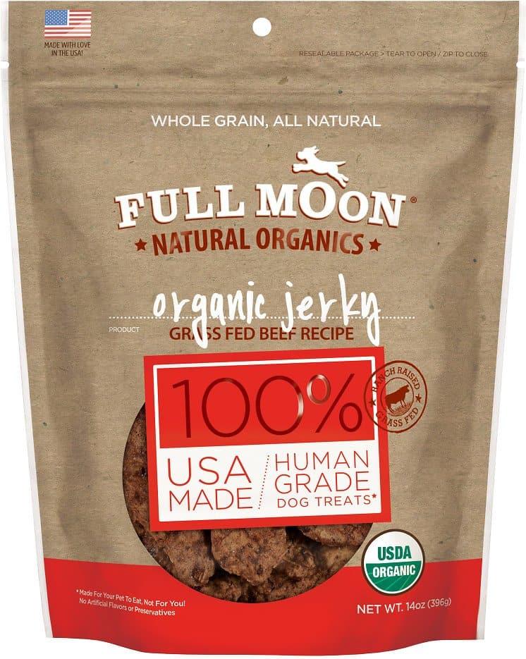 Full Moon Dog Treats Review [year]: Best Human-Grade Treats? 10