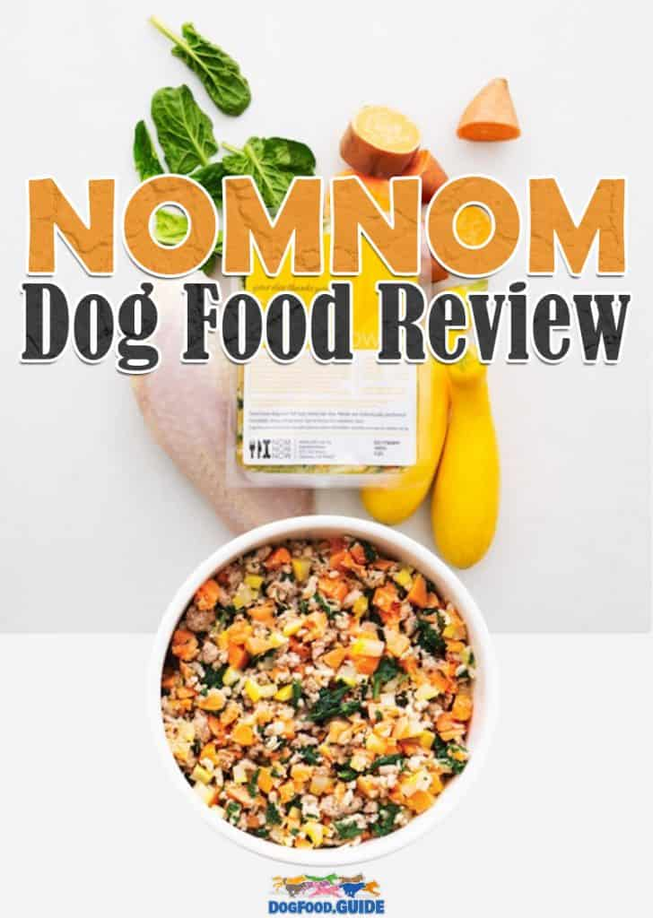 Nom Nom Dog Food Review