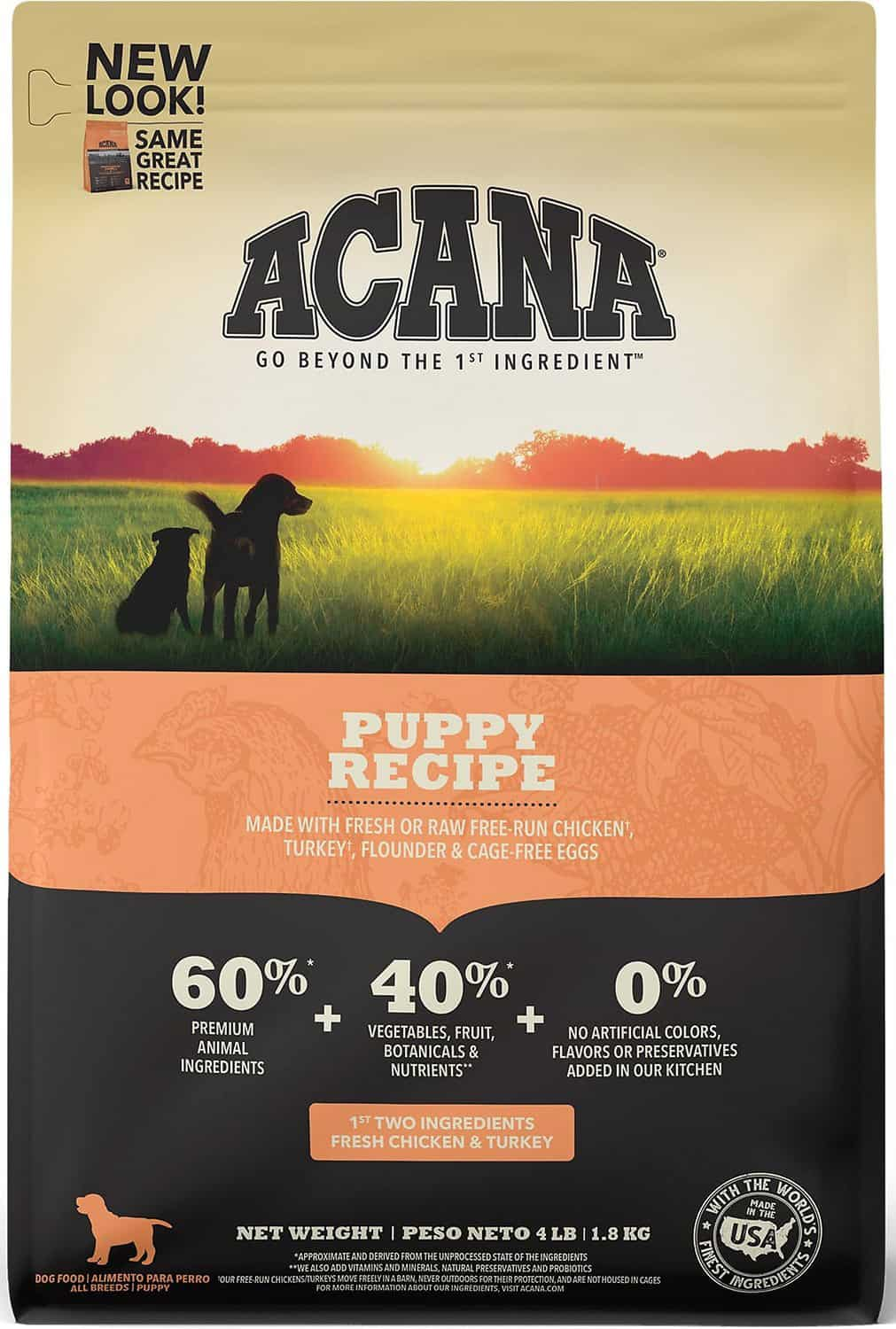 Acana Dog Food Reviews [year]: Best Biologically Appropriate Diet? 14