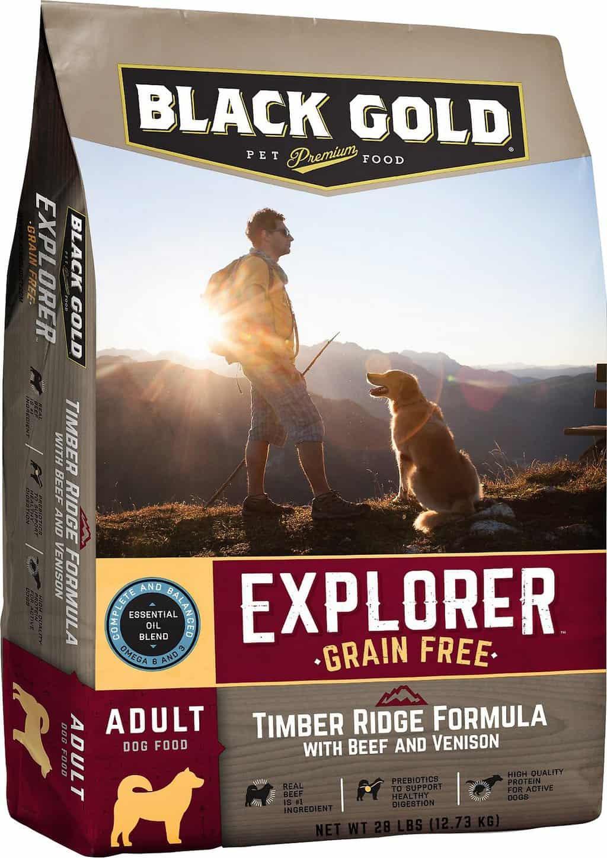 Black Gold Dog Food Review [year]: Best Premium Pet Food? 9