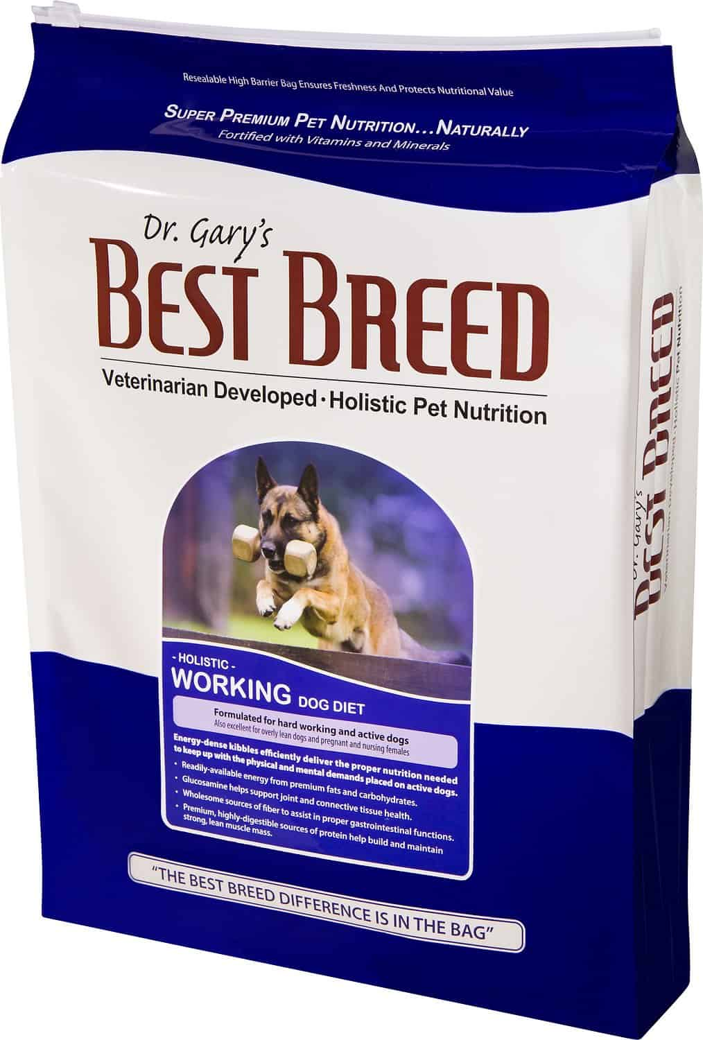Dr. Gary's Best Breed Dog Food Review 2020: Best Holistic Pet Food? 13