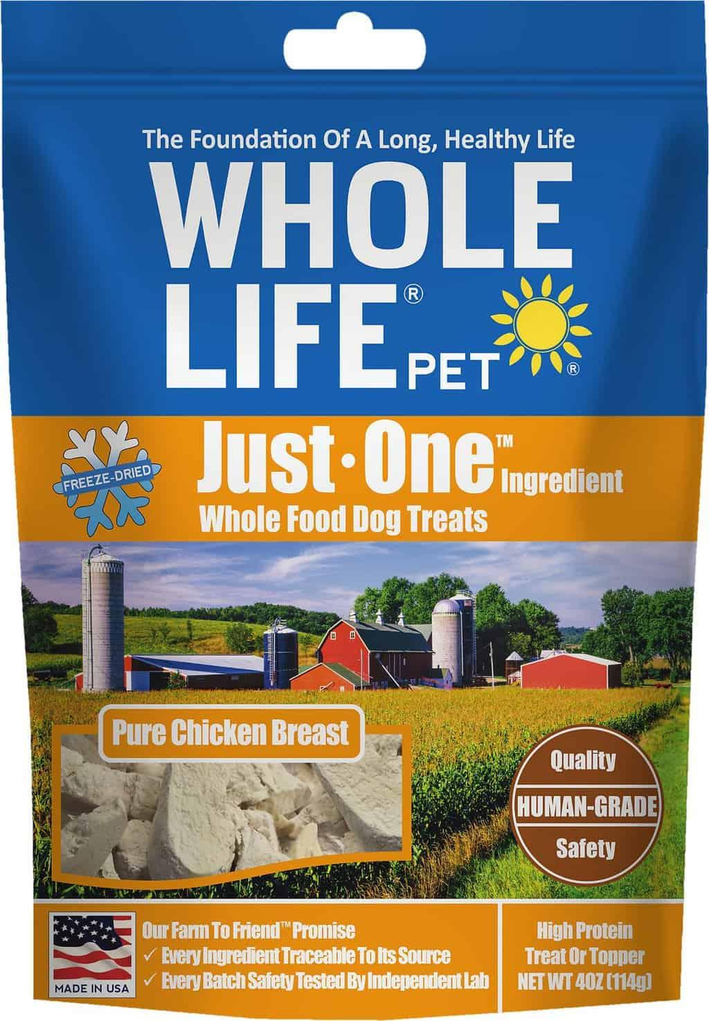 Whole Life Dog Food: 2020 Reviews, Recalls & Coupons 3