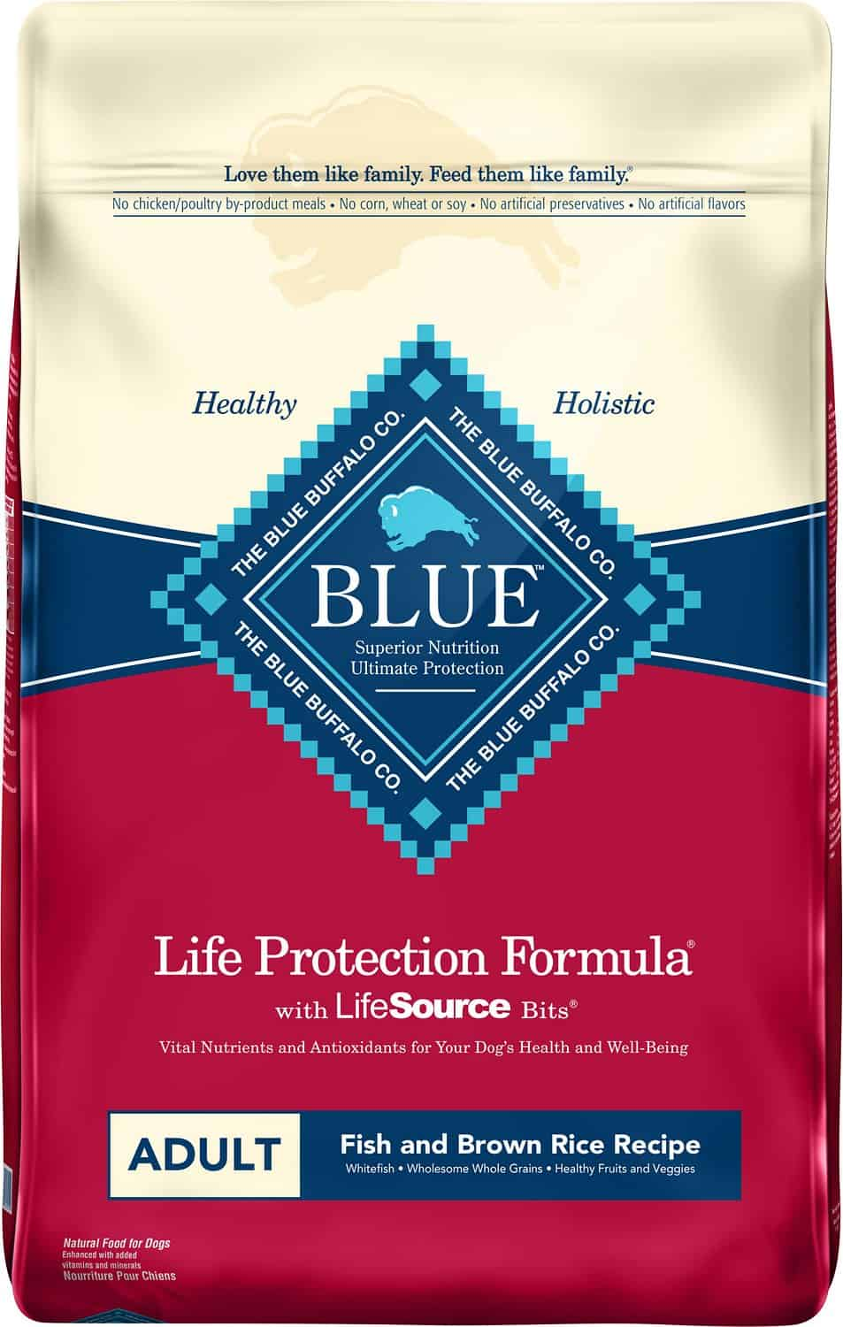Blue Life Protection Dog Food Review 2021: Best Holistic Dog Food? 15