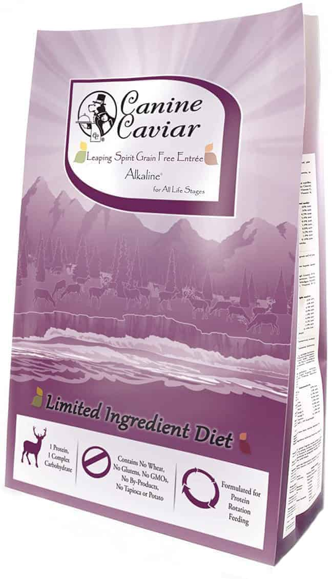 Canine Caviar Dog Food Review [year]: First & Best Alkaline Pet Food? 25