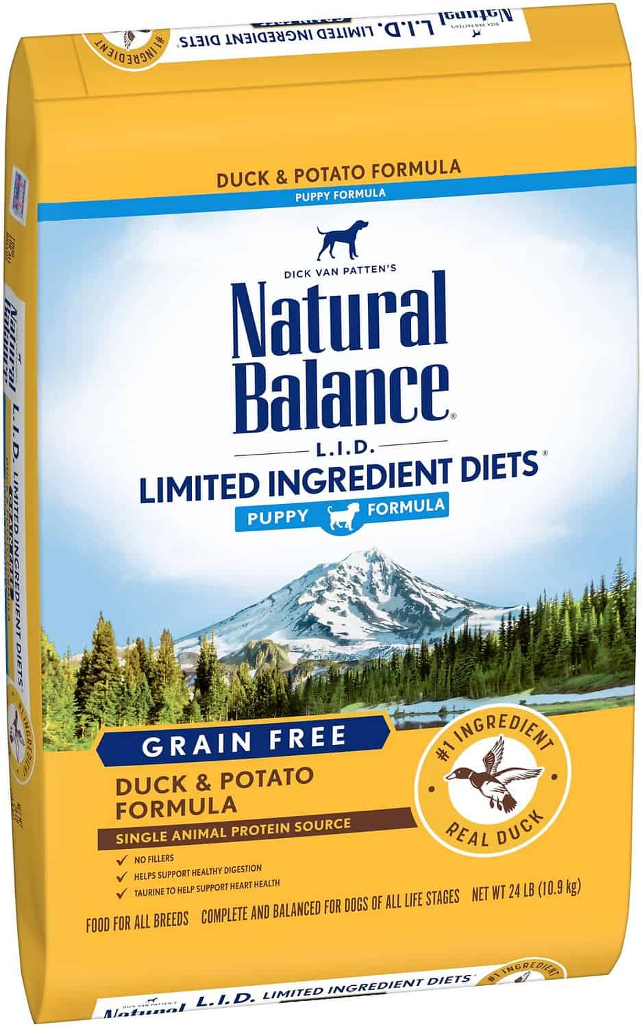 Natural Balance Dog Food Review 2021: Best High Quality Pet Food? 17