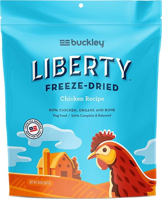 Buckley Dog Food Review 2021: All Natural Pet Food Option 14