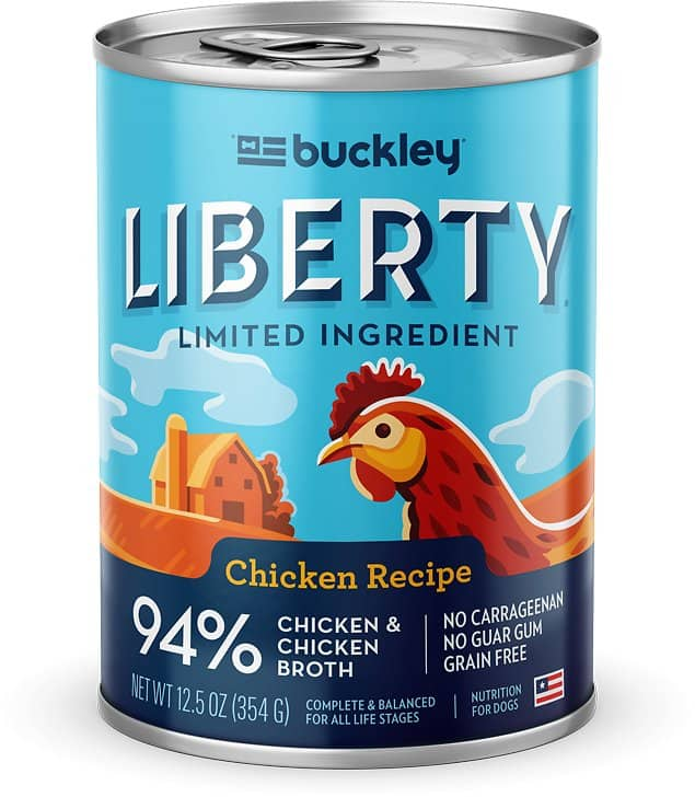 Buckley Dog Food Review [year]: All Natural Pet Food Option 20