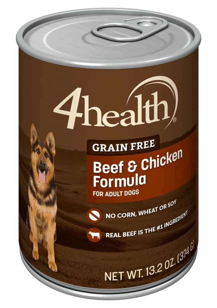 2021 4health Dog Food Review: Healthy & Affordable Natural Dog Food 11