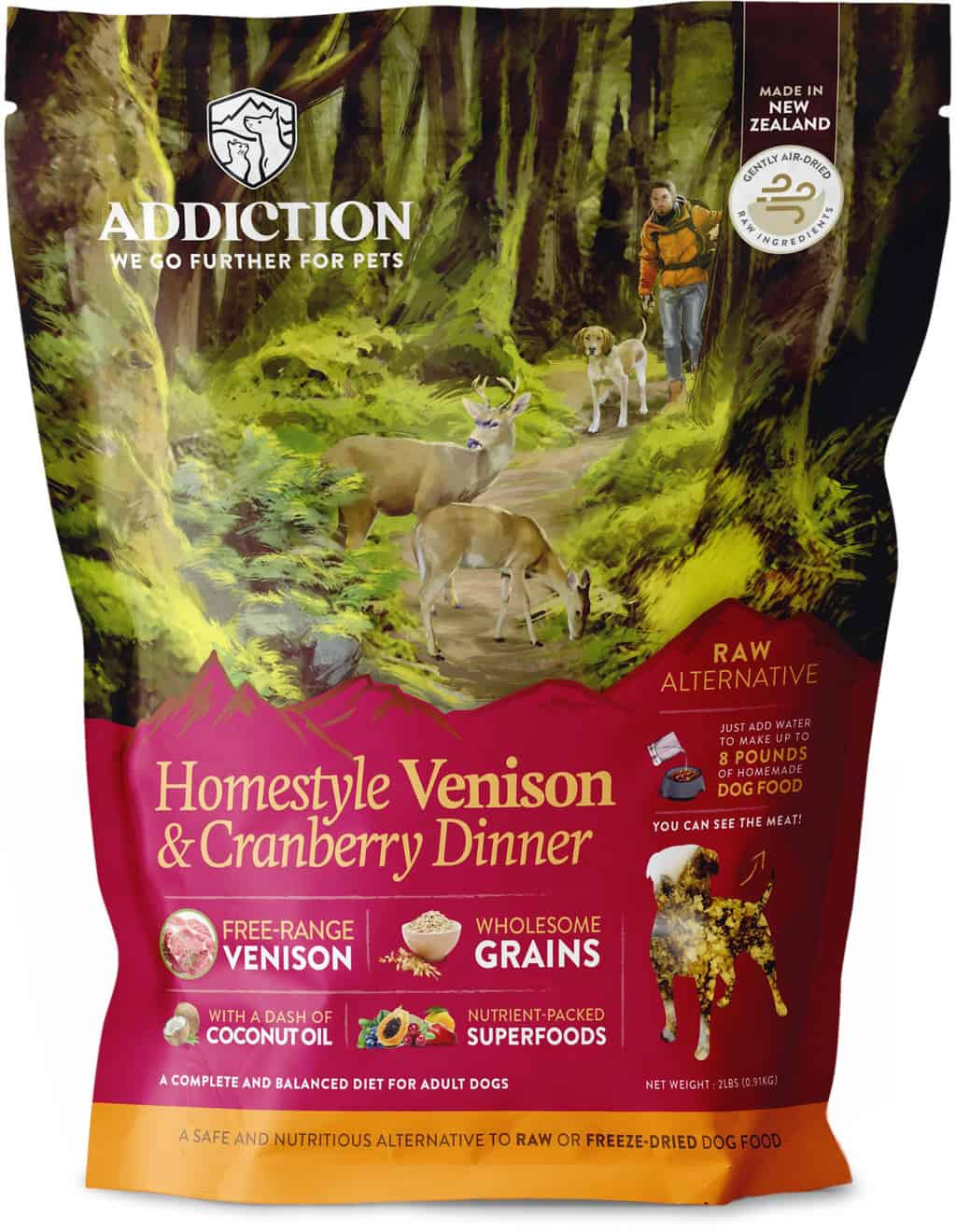 Addiction Dog Food Review [year]: Best Hypoallergenic Dog Food? 15