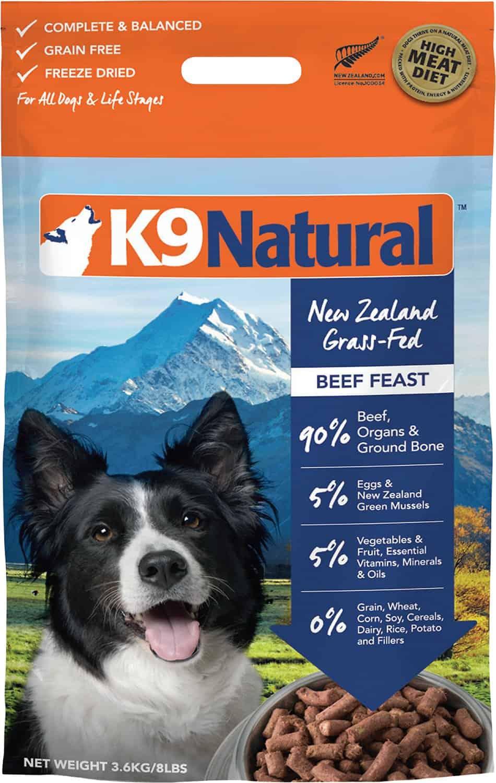 K9 Natural Dog Food Review 2021: Best Natural Pet Food? 17