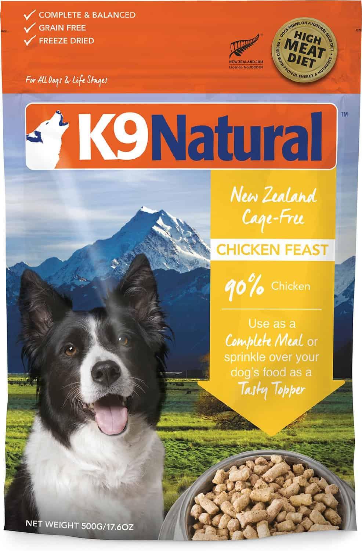 K9 Natural Dog Food Review 2021: Best Natural Pet Food? 16