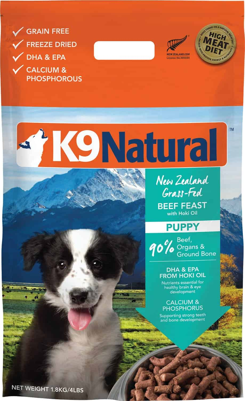 K9 Natural Dog Food Review 2021: Best Natural Pet Food? 18